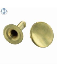 036-10 - Speedy Rivet Brass 10mm (2pcs)
