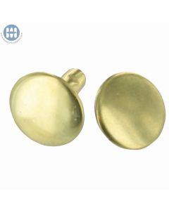 036D-10 - Speedy Rivet Double Head  Brass