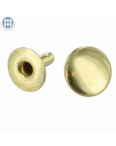 37-10 Speedy Rivet  Brass 10mm