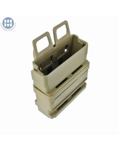 ITW FastMag™  Heavy Duty MOLLE PALS AIRSOFT 00812 Tan