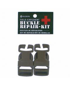 Hudson - Repair Buckle Kit Coyote Brown