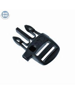 ITW 720-1500 Jet SR 20 Whistleloc Male 20mm Black