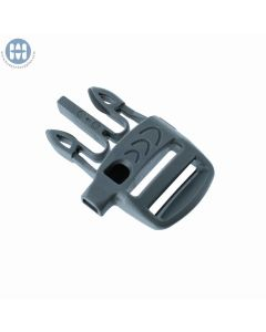 ITW 720-1500 Jet SR 20 Whistleloc Male 20mm Grey