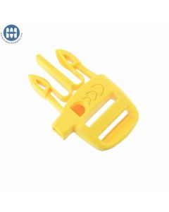ITW 720-1500 Jet SR 20 Whistleloc Male 20mm Yellow