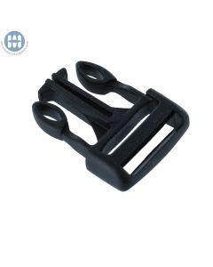 ITW World SR 520-1100 SR 20 Latch Ladderloc Black