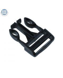 ITW World SR 525-1100 SR 25 Latch Ladderloc Black