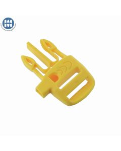 ITW 716-1500 Jet SR 16 Whistleloc Male 16mm Yellow