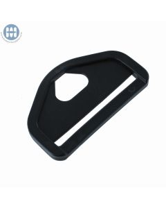 Basic Heavy Duty D Ring 2 in Black