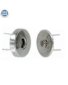 """Magnetic Snap 1/2"""" (CM-142) Nickel"""