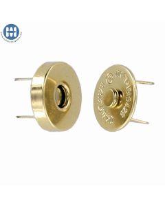 "Magnetic Snap 1/2"" (CM-142) Brass"