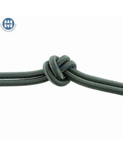 """Elastic Shock Cord 1/8"""" 483 Green  (By the roll)"""