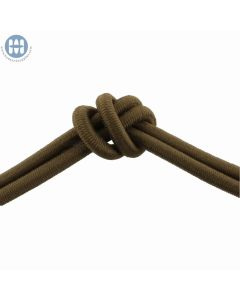 """Elastic Shock Cord 1/8"""" 531 Coyote - MADE IN USA"""