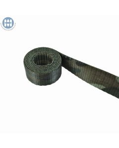 Polyester Webbing Heavy Camouflage