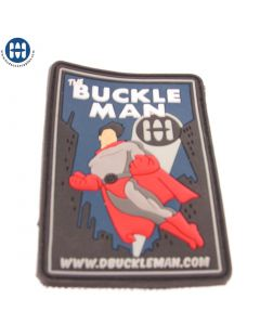 The Buckleman - Patch Collector