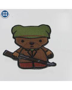 Kuma Korps - G.I. Kuma - Morale Patch - Full Color