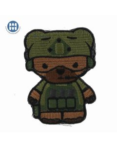 Kuma Korps War Bear Moral Patch