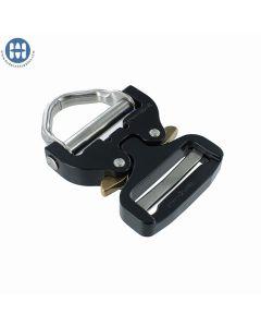 Austrialpin D Ring Cobra® 1-3/4` ANSI Black