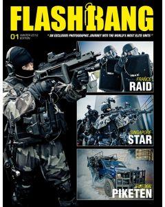 Flashbang Magazine 1 Winter 2012 (RAID / STAR / PIKETEN)