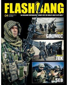 Flashbang Magazine 4 (GRUMEC BR / TEK HU / LASD SEB USA)