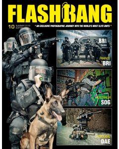 Flashbang Magazine 10 Summer 2018 (BRI FR / SOG AU / DAE PT )