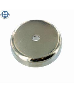 Neodymium Mounting Magnet 60mm Counterbore Type B