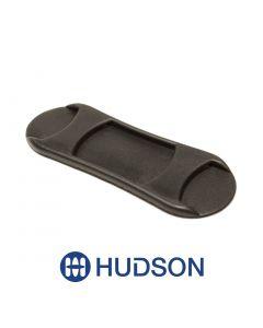 """3140 40mm 1-1/2"""" Shoulder Pad Black"""