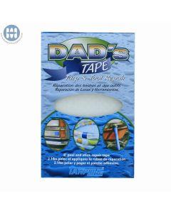 Dad's Peel and Stick Tape for Repairing RVs, tarps