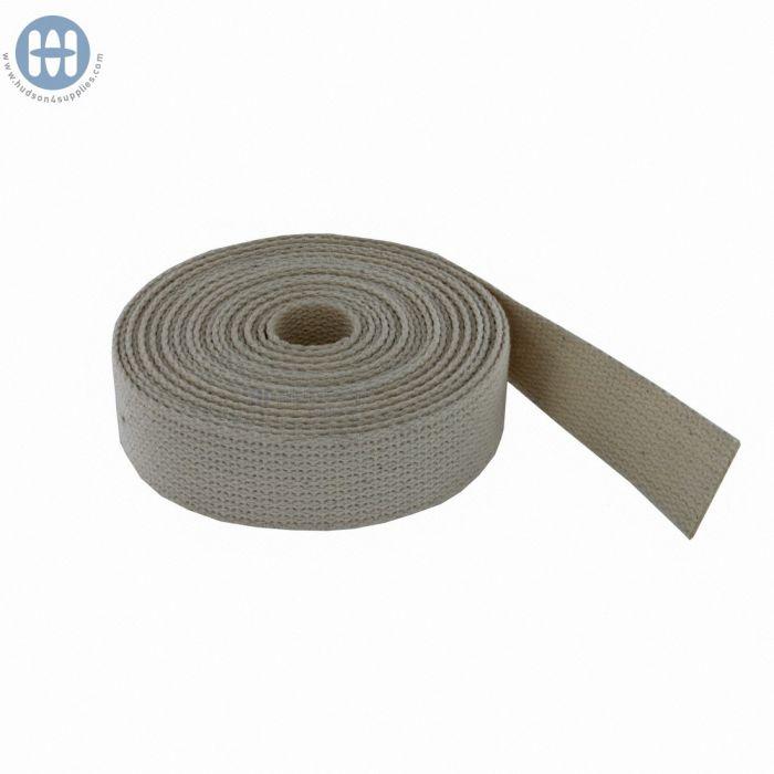 25 mm 5 Yards~~ 1 inch LIGHT PINK Cotton webbing//Strap