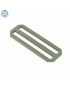 """ITW Waterbury 00022-22 Metal Slide 2"""" Tan"""