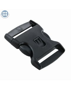 ITW Safety Buckle 3 buttons Black MP50