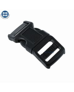 Basic Curved Plastic Side Release Buckle