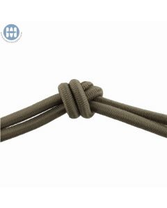 "Elastic Shock Cord 1/8"" 499 Tan - MADE IN USA"