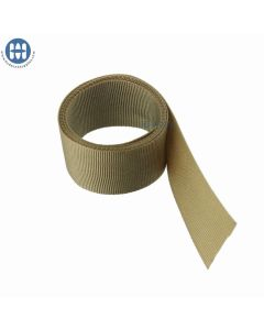 """Nylon Tape  (5038) 1"""" (25mm) 499  Tan (By the roll)"""