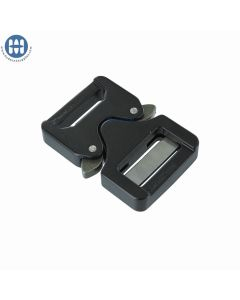 AustriAlpin Cobra Adjustor Buckle Black 1""