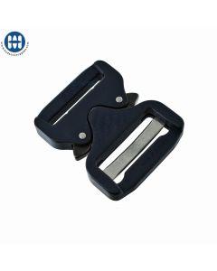 "AustriAlpin Cobra Adjustor Buckle Black 1-1/2"""