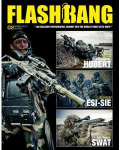 Flashbang Magazine 2 Spring 2013 (ESI / Las Vegas SWAT / FR CO HUBERT )