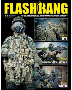 Flashbang Magazine 13 Winter 2020 (GTI / ALBATROS / WDTO )