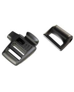 Flip Clip (Loop Only) 15mm Black