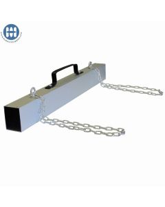 Magnetic Sweeper for Forklifts or Cars