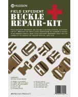 NEW! Field Expedient Buckle Repair Kit Coyote Brown 30 pcs
